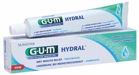 GUM Hydral, tandpasta, fugtgivende, 75 ml