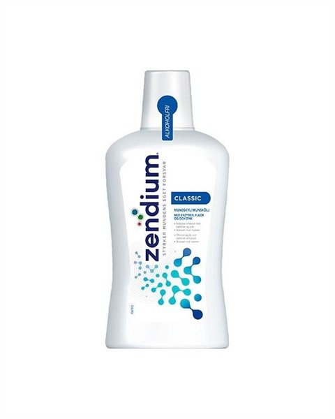 Zendium, mundskyld, 500 ml