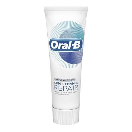 Oral-B,Gum & Enamel Repair,Gentle Whitning 75 ml